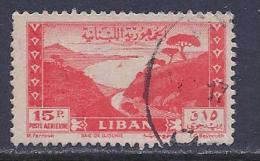 Lebanon, Scott # C121 Used Bay Of Jounie, 1947 - Lebanon