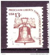 ##6, USA, Cloche De La Liberté, Liberty Bell - United States
