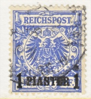 Germany  OFFICE In  TURKEY  10  (o) - Offices: Turkish Empire