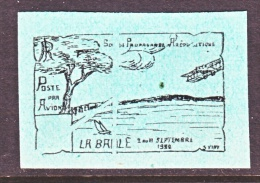 FRANCE  AAMC 27  ESSAY  AVIATION  MEET  1922  * - Airmail