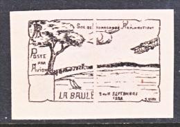 FRANCE  AAMC 27  ESSAY  AVIATION  MEET  1922  * - 1927-1959 Mint/hinged