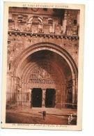 Moissac : Portail De L'église Abbatiale St Pierre N°16 (chien) - Moissac