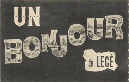UN - BONJOUR - DE - LEGE                         68 - Legé
