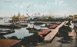 Port-Saïd - Le Port - Port Said