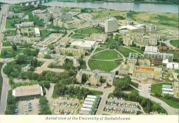 Saskatoon - Aerial View Of The University Of Saskatchewan - Saskatoon