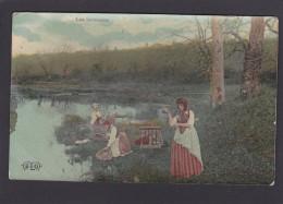 Les Laveuses,E.L.D.?, Q23. - Postcards