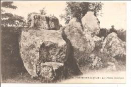 PORTRIEUX St QUAY - Les Pierres Druidiques - N°10 - Dolmen & Menhirs