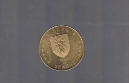 1 EURO De BEAUNE . 19 000 Exemplaires . - Euros Of The Cities