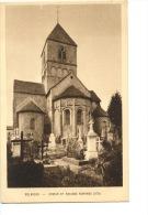 Relanges : Choeur Et Abside Romanes De L'église - Altri Comuni