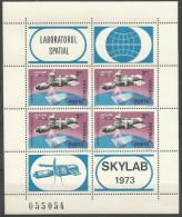 Roumanie 1974 BF 116 ** Espace - Laboratoire Spatial Skylab - Space