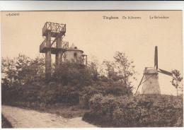 Tieghem, De Kijktoren, Le Belvédère (pk13511) - Anzegem