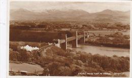MENAI TUBULAR BRIDGE. JUDGES 24542 - Anglesey