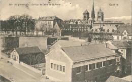 Suisse  -  GENEVE -  Salle De  Gymnastique - Collége De Calvin  Et  ST Pierre  ( Voir Verso ) - GE Genève