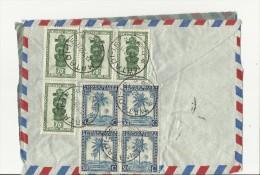 =BELISCHE CONGO 1952 ONLY BACK SIDE - Belgisch-Kongo