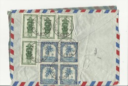 =BELISCHE CONGO 1952 ONLY BACK SIDE - 1947-60: Briefe U. Dokumente