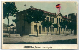 Cpa Photo Cornella - Escoles Municipals . - Sin Clasificación