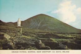 CROAGH PATRICK, MURRISK, NEAR WESTPORT, CO. MAYO, IRELAND.