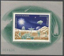 Roumanie 1972 BF 103 ** Espace - Mission Apollo - Space