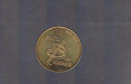1 EURO De BRIGNAIS . 20 000 Exemplaires . - Euros Of The Cities