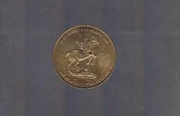 1 EURO De MONTAGNE - AU - PERCHE . 12 000 Exemplaires . - Euros Of The Cities