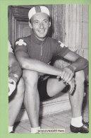 Hans SCHLEUNIGER, Tour De France 1960. 2 Scans. - Cyclisme