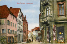 Allemagne - Rhénanie Palatinat - Zweibrücken - Hauptstrasse - Zweibruecken - état - Zweibruecken
