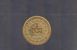 1 ECU De BONIFACIO . 4 000 Exemplaires . - Euros Of The Cities