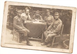 CPA Soldiers - Ček.Demobilisace - Uniformes