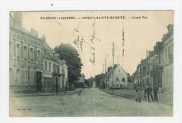 ORIGNY SAINTE BENOITE - Grande Rue - Unclassified