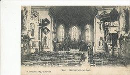 Hove - Binnenzicht Der Kerk - 1911 - Hove