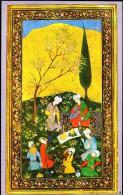 2 Reproductions D'Art Oriental - Alte Papiere