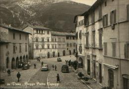 VISSO MACERATA PIAZZA PIETRO CAPUZZI VG. ANNI 60 - Macerata