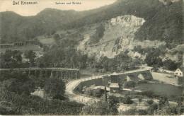 Allemagne - Rhénanie Palatinat - Bad Kreuznach - Salinen Und Brücke - état - Bad Kreuznach