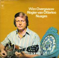 * LP *  WIM OVERGAAUW / ROGIER VAN OTTERLOO - NUAGES (Holland 1973 EX-!!!) - Jazz