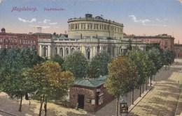 CPSM Magdeburg Stadttheater - Magdeburg