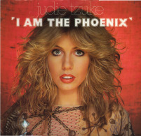 * LP *  JUDIE TZUKE - I AM THE PHOENIX (Holland 1981) - Rock