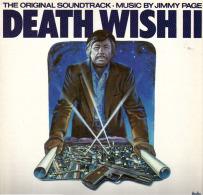 * LP *  JIMMY PAGE  (Led Zeppelin) - DEATH WISH II (Original Soundtrack) - Filmmuziek