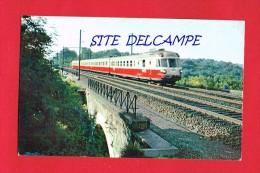 Haut De Seine - Viaduc De CORMEILLES -  ( Chemin De Fer...Train...La Vie Du Rail...) - Otros Municipios