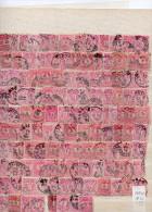 VRAC DE + 300 Timbres-Autriche N°42+42a -années 1883 Et +-beau Lot à Trier - Stamps