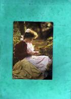 A Photograph By Louis Lumière Jeune Femme Young Woman - Illustrateurs & Photographes