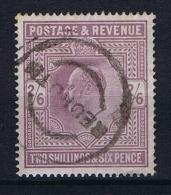 Great Britain SG  260?  Used  1902 Yvert 118 - 1902-1951 (Koningen)