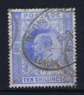 Great Britain SG  265?  Used  1902 Yvert 120 - 1902-1951 (Koningen)