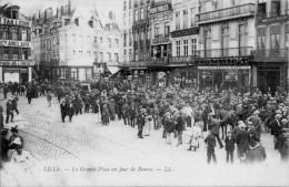 LILLE  /   / JOUR  DE  BOURSE     /LOT  946 - Lille