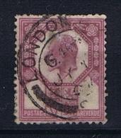 Great Britain SG 242 Used Missing Blue, Damaged - 1902-1951 (Koningen)
