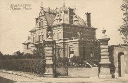 Sombreffe - Château Février -1926 ( Voir Verso ) - Sombreffe