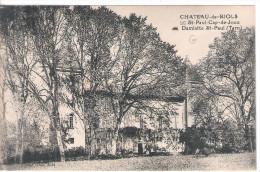 81 TARN DAMIATTE Château De Riols  1359 - Saint Paul Cap De Joux
