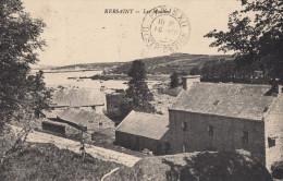 CPA - Kersaint - Les Moulins - Kersaint-Plabennec
