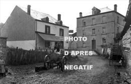 Dohan Hotel Dufrene Tombereau Photo Reproduite D´après Négatif - Bouillon