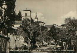 PESCOCOSTANZO L'AQUILA VG. 1955 - L'Aquila