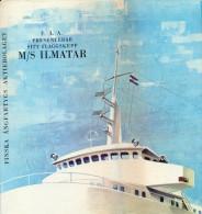 Finland. F.A.A. M/S ILMATAR. Tourist Brochure. - Tourism Brochures